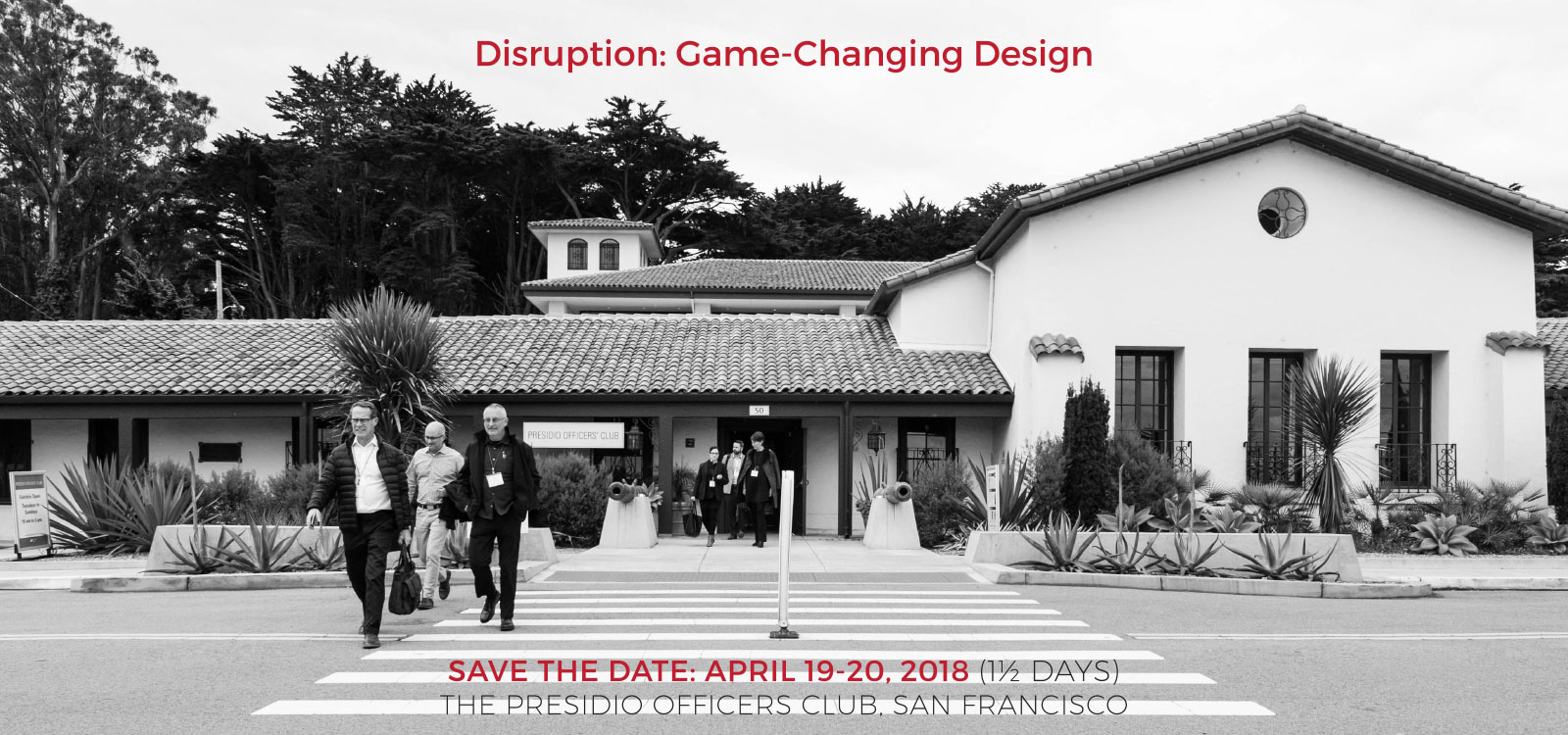 Disruption: Game-Changing Design